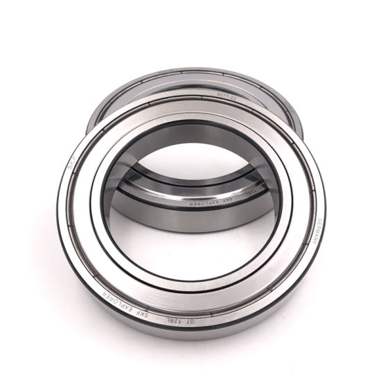 Factory Direct Motor Agricultural Machinery Bearing Sealed Ball Bearing RS Zz Deep Groove Ball Bearing 6020 6021 6022 6023 6024 6025 6026 6027 6028 6029 6030