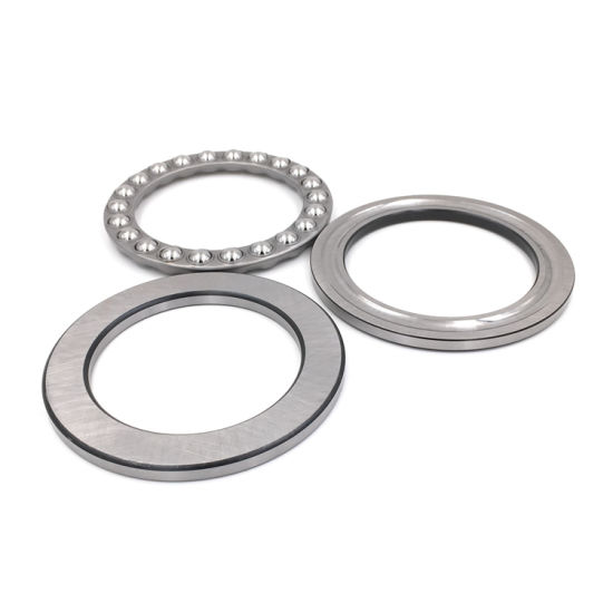 Long Life SKF Thrust Ball Bearing 61116 Fast Speed Thrust Ball Bearings