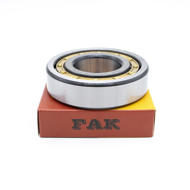 For Generators Bearing FAK Cylindrical Roller Bearing NU314E