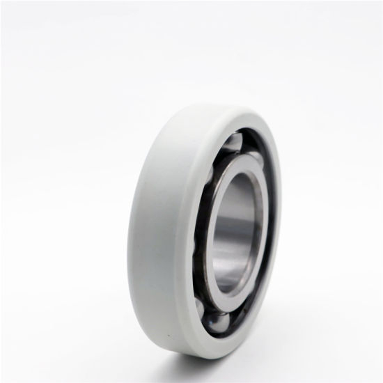 Low Noise Manufacturing Electrical Insulation Deep Groove Ball Bearings 6305m/C3vl0241