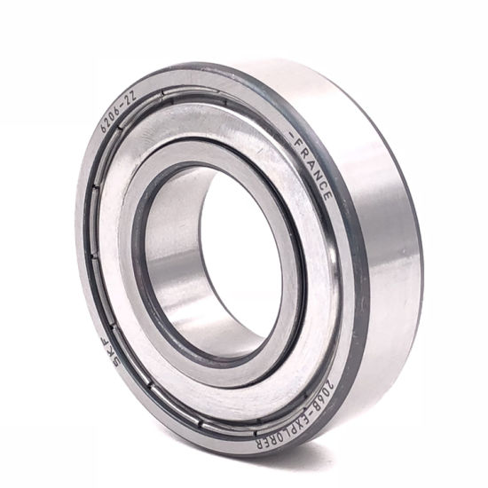 Factory Direct Motor Agricultural Machinery Bearing Sealed Ball Bearing RS Zz Deep Groove Ball Bearing 6034 6036 6038 6040 6200 6201 6202 6203 6204 6205 6206
