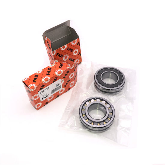 Original Bearings Self-Aligning Roller Bearing 22209 22211 22213 22215 22217