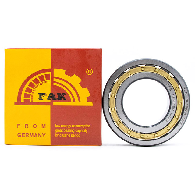 Automobile FAK Cylindrical Roller Bearing NN 3096K/P5