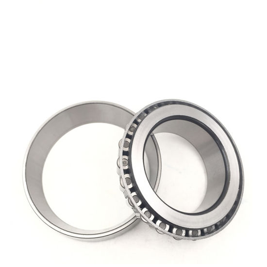 Long Service Life Tapered Roller Bearings 33019 for Large Machinery