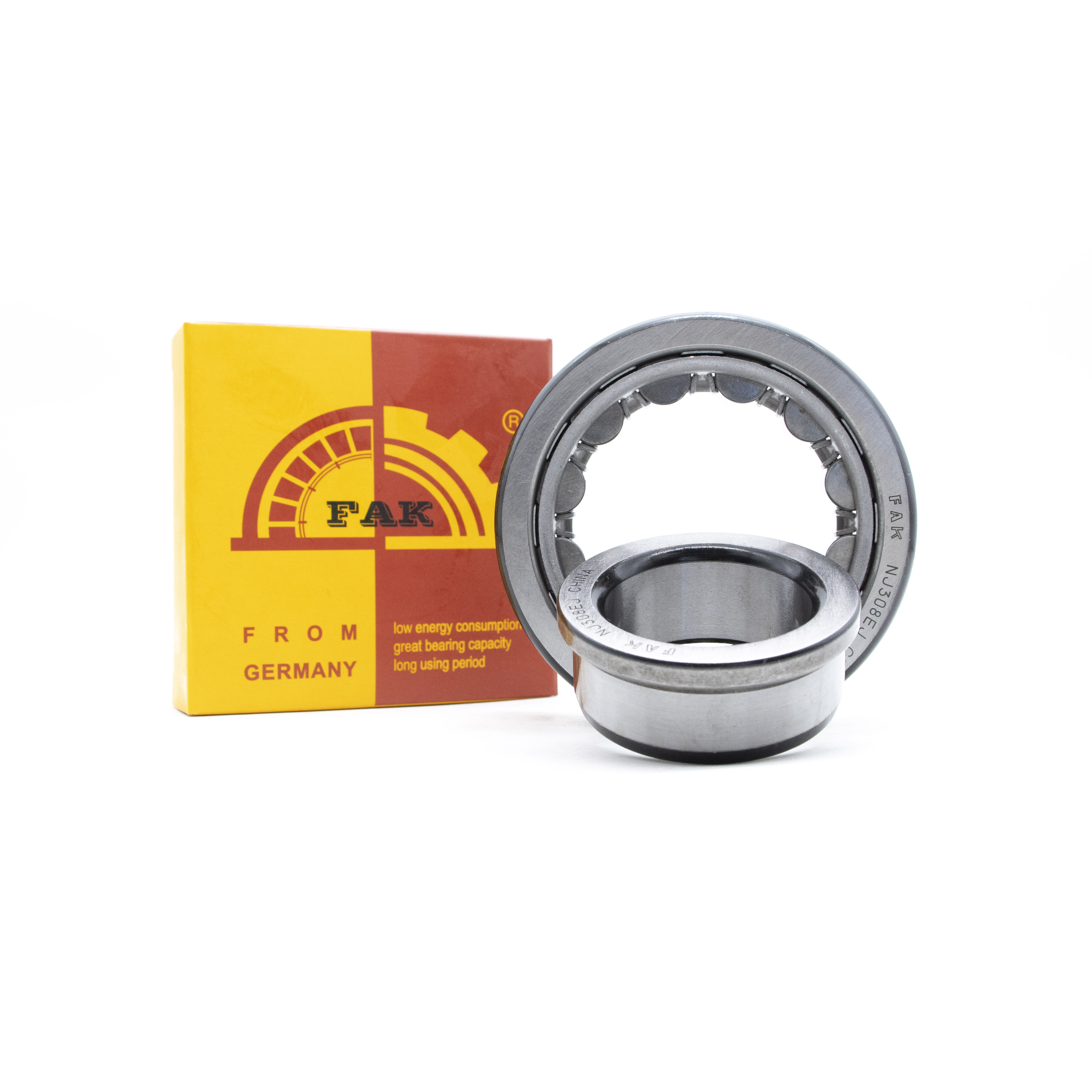 China Supplier Bearing FAK Cylindrical Roller Bearing NJ219E