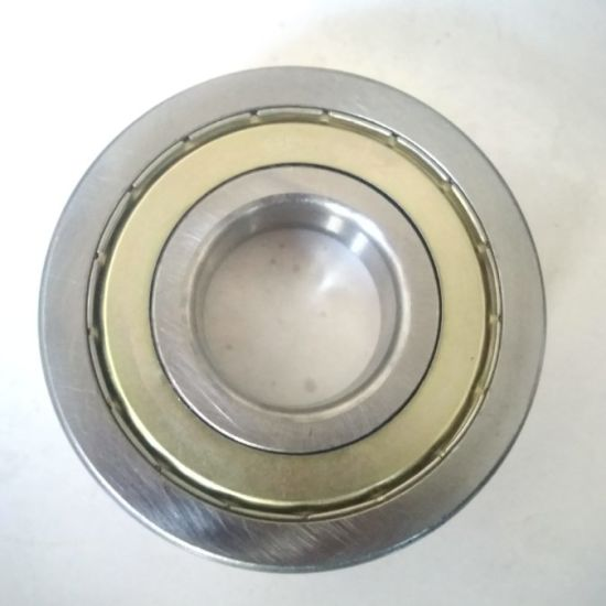 "Agricultural Machine Industry Motor Pump Plastic Textile Packaging Bearing 1""X2 1/2""X3/4"" Inch RMS8zz RMS8 Open/2RS/Zz/2z Single Row Deep Groove Ball Bearing"
