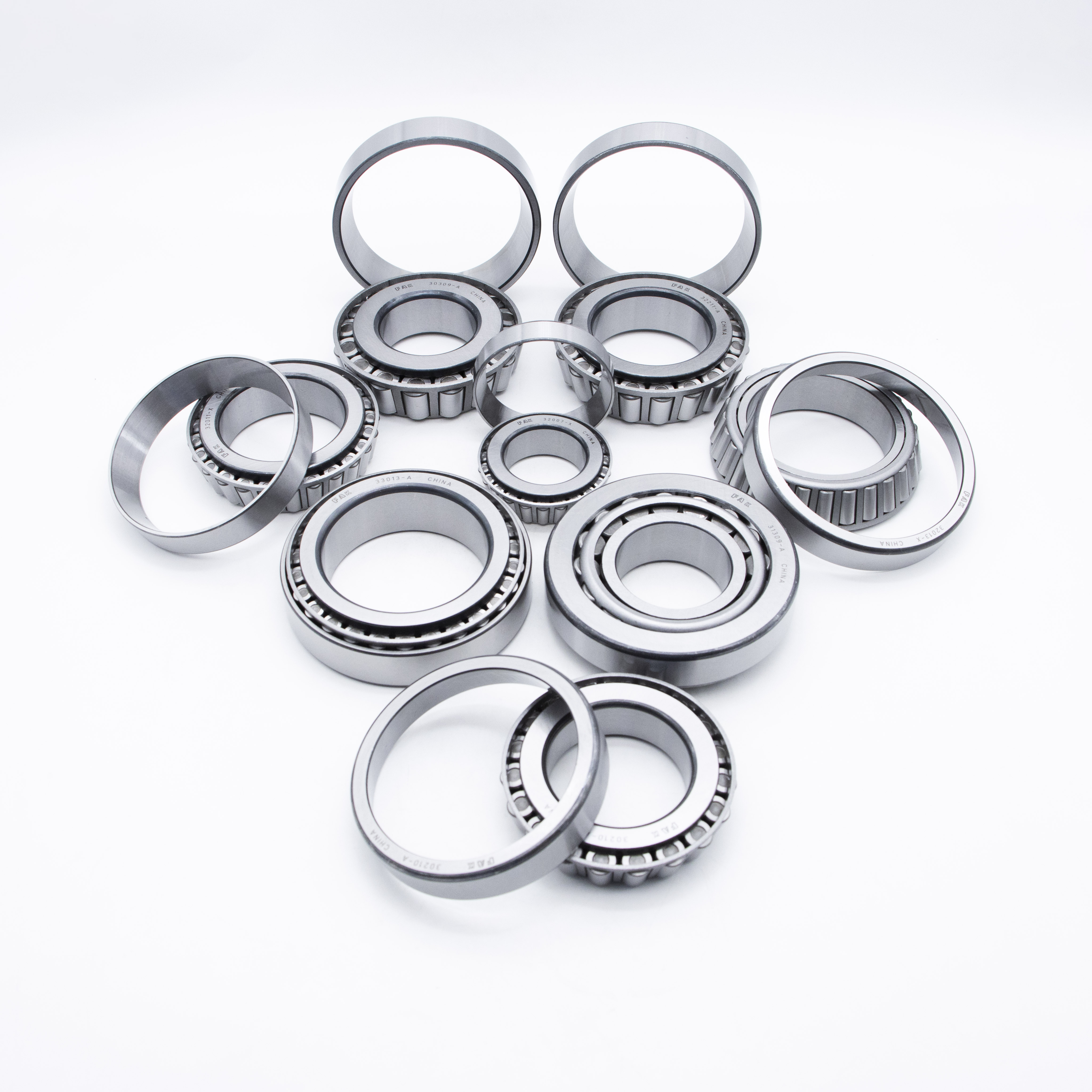 Motorbike FAK Self-Aligning Ball Bearing 129