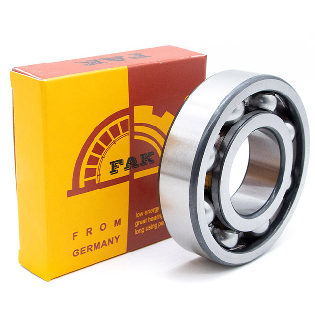 Low friction FAK Deep Groove Ball Bearing 6022