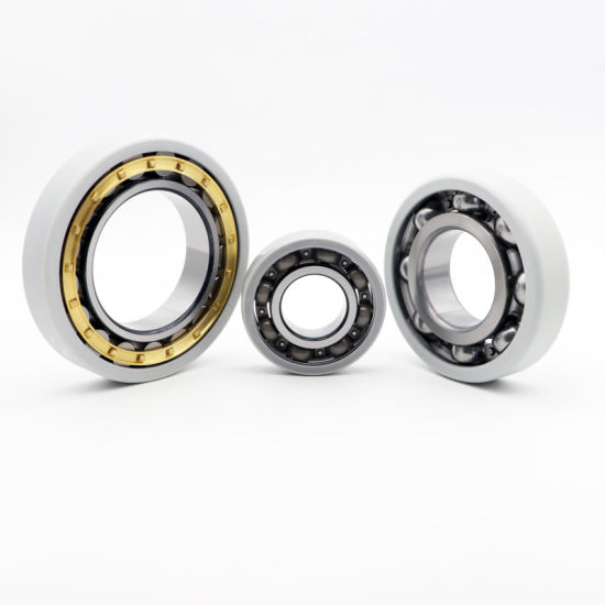 Manufacturing Electrical Insulation Deep Groove Ball Bearings 6307m/C3vl0241 for Auto Parts