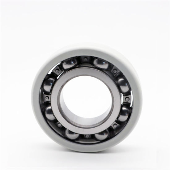 Higt Quality Manufacturing Electrical Insulation Deep Groove Ball Bearings 6303 M/C3vl0241