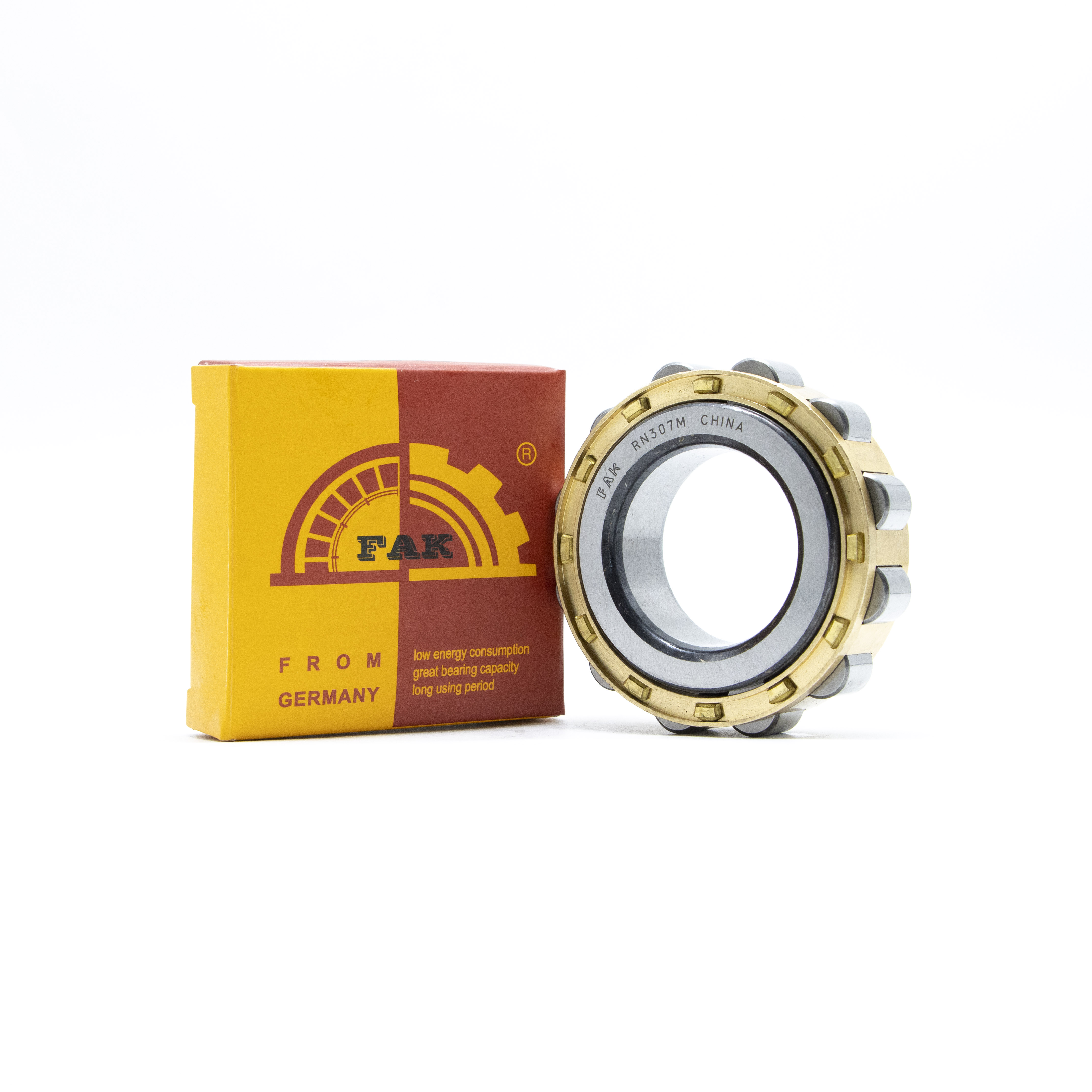 High Precision Bearing FAK Cylindrical Roller Bearing RNU222M